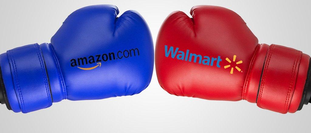 Walmart-Amazon Rivalry