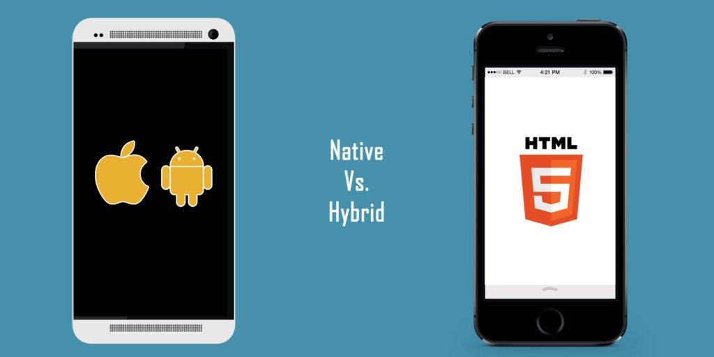 Native vs. Hybrid Mobile App