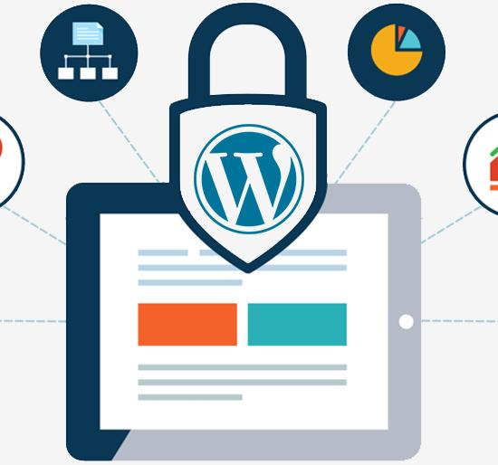 Wordpress Site Security Banner Image